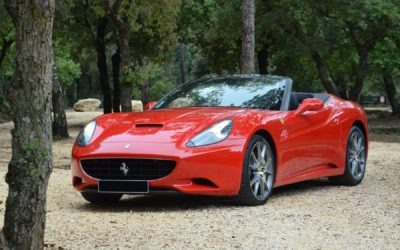 Ferrari – California