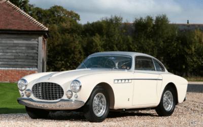 Ferrari – 212 Inter Coupé Vignale