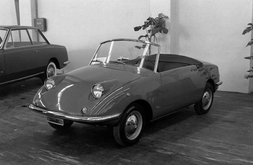 1962 Turin Motor Show