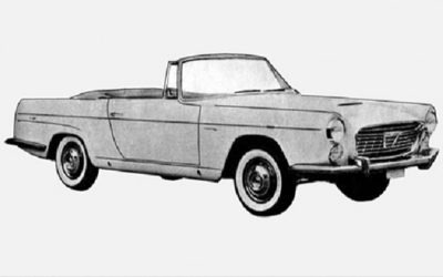 Fiat – 1800 Cabriolet Viotti