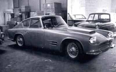 Jaguar – XK140 SE Michelotti