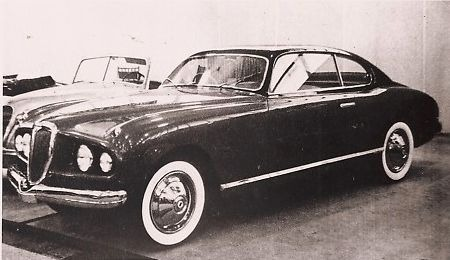 Lancia Aurelia 1951 - Vignale
