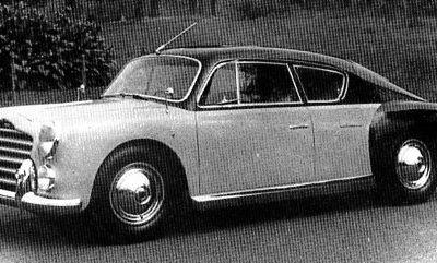 Lancia – LP01 Ghia