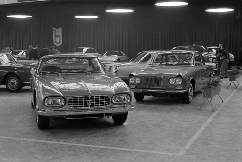 1963 Turin Motor Show