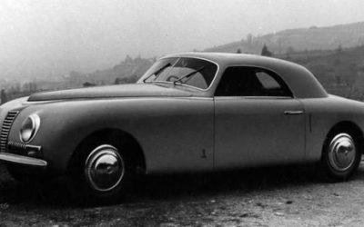 Fiat – 1500 Coupé Speciale Pininfarina