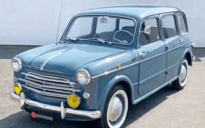 Fiat – 1100/103 Familiare Viotti