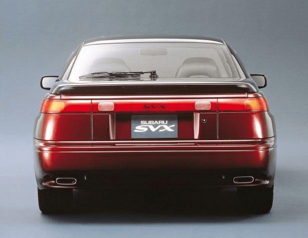 Subaru SVX - 1991 - Italdesign(3)