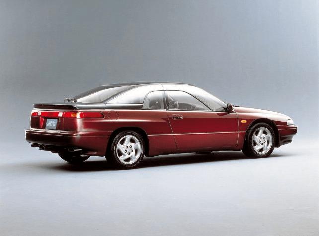 Subaru SVX - 1991 - Italdesign(4)