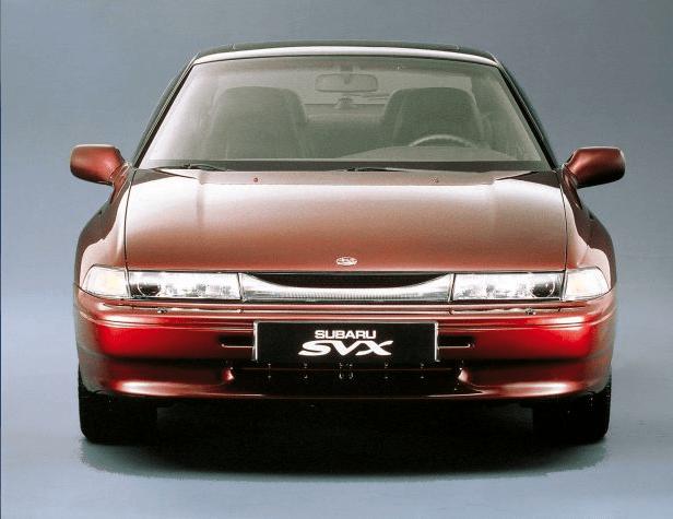 Subaru SVX - 1991 - Italdesign(5)