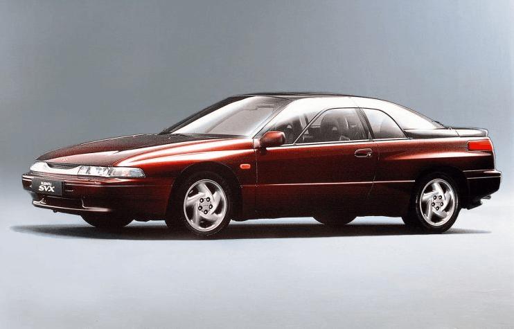 Subaru SVX - 1991 - Italdesign(6)