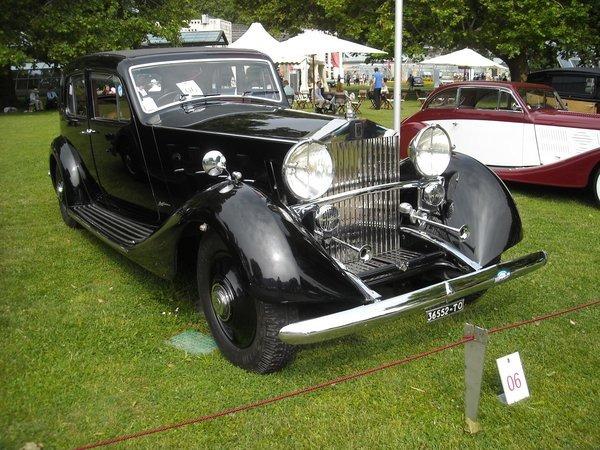 VdE2011-A06-Rolls Royce Phantom II PininFarina berlina 1935-1