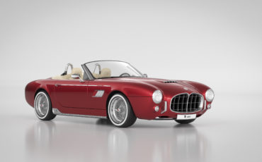 Ares   reveals   latest   addition to its Legends Reborn Programme: Wami Lalique Spyder