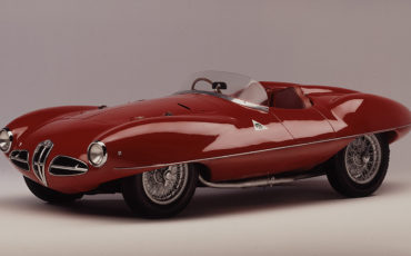 Alfa Romeo C52 Disco Volante – The UFO