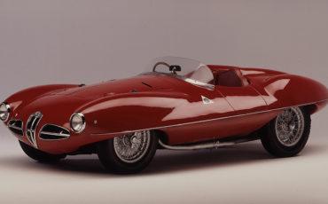 Alfa Romeo C52 Disco Volante – The UFO