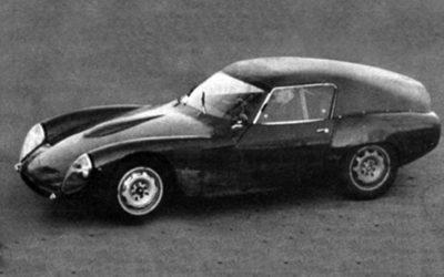 Alfa Romeo – Giulia TZ Prototipo