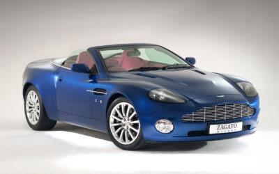 Aston Martin – Vanquish Roadster Zagato