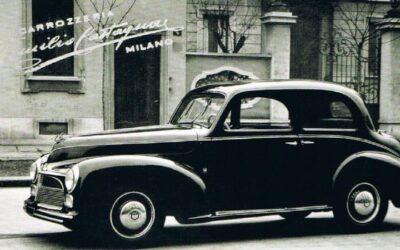 Fiat – 1100 B Castagna