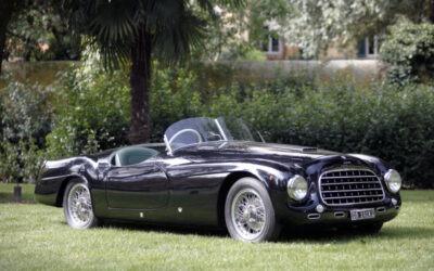 Cisitalia – 202 Cabriolet Castagna