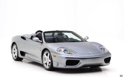 Ferrari – 360 Spider