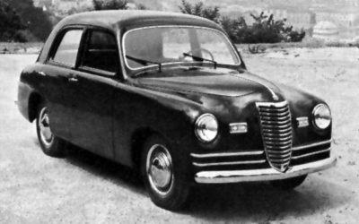 Fiat – 1100 A Berlina