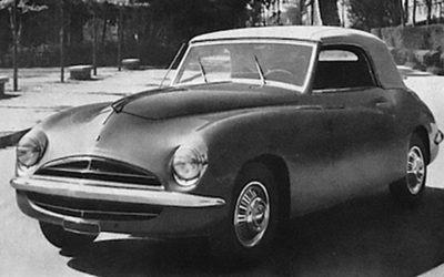 Fiat – 1100 Cabriolet Frua