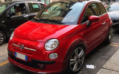 Fiat – 500 Cinquino Castagna