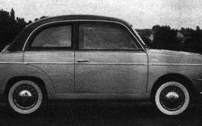 Fiat – 600 Berlina Scioneri