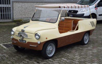 Fiat – 600 Marinella