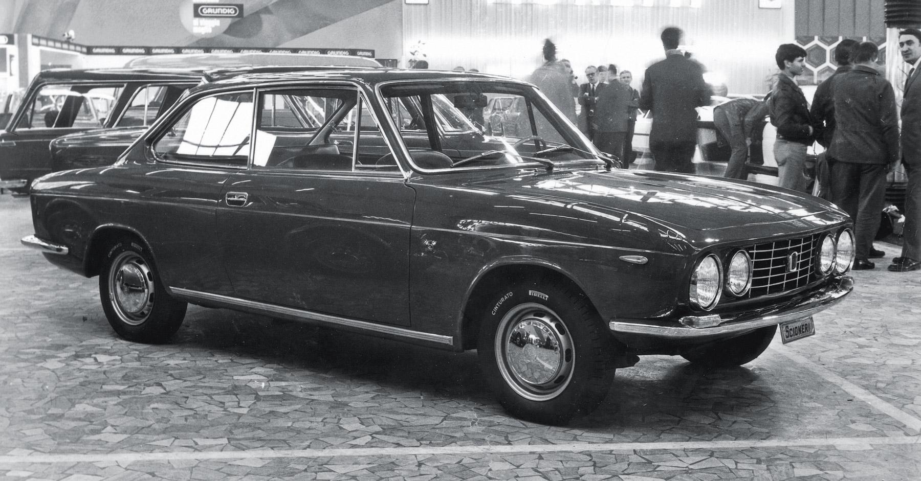 Fiat – 124 Coupè Scioneri