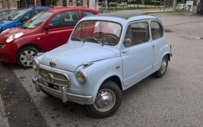 Fiat – 600 Trasformabile Scioneri