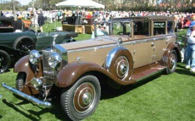 Rolls Royce – Phantom II Castagna