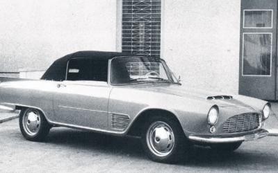 DKW – 1000 S Spider Fissore