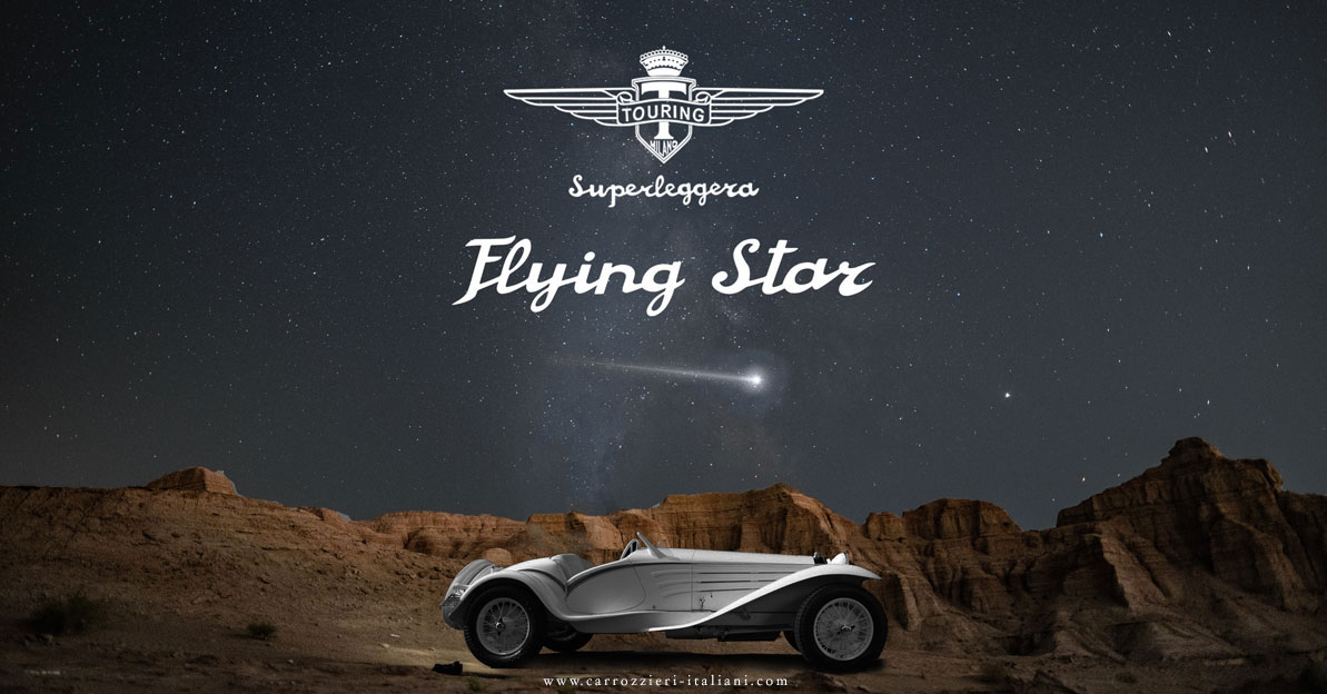 Touring Superleggera Flying Star