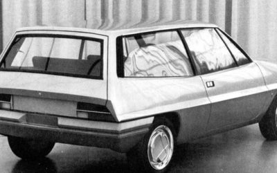 Ford – Wolf Wagon