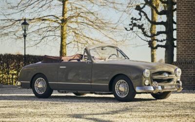 Ford – Comete Cabriolet Monte Carlo