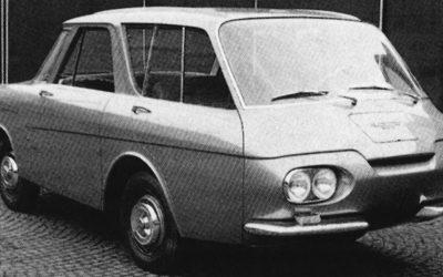 Renault – 900 Berline
