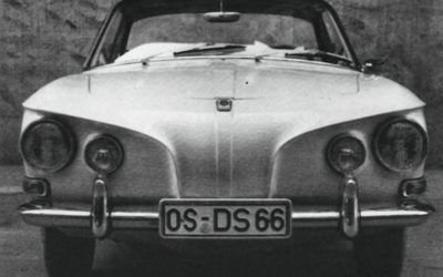 Volkswagen – Karmann Coupé 1500