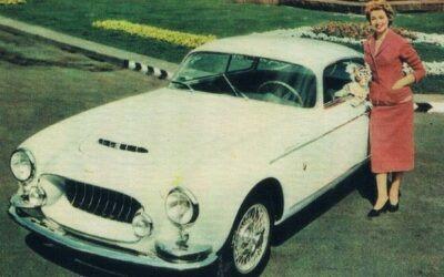 Peugeot – 203 Dubois Coupé Frua