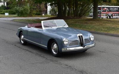 Lancia – Aprilia Cabriolet Pininfarina