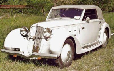 Lancia – Astura Cabriolet Farina