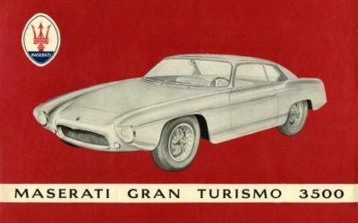 Maserati – 3500 GT Zagato