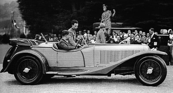 Maserati – 26M Sport Double Phaeton Casatagna