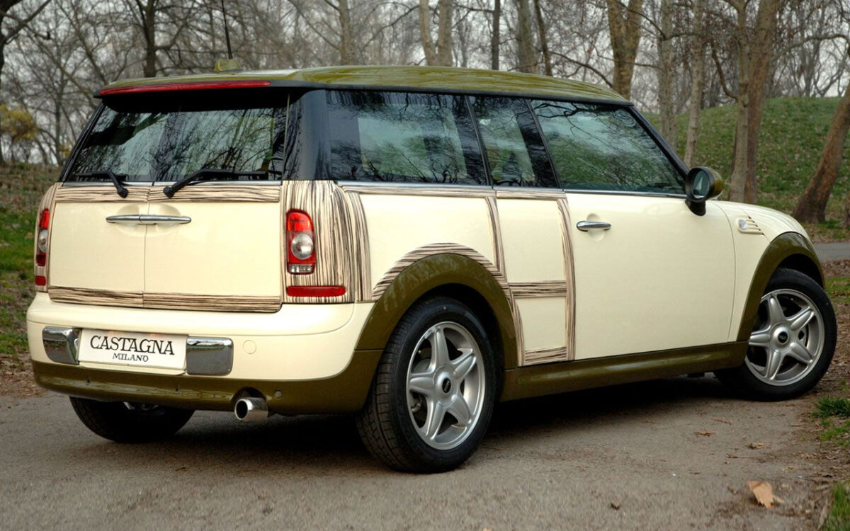 mini woody wagon