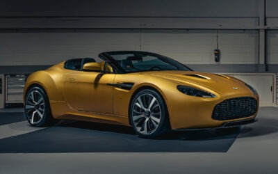 Aston Martin – V12 Speedster Heritage TWINS