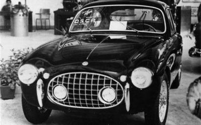 O.S.C.A.  – MT4 Coupé Le Mans