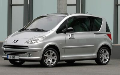 Peugeot – 1007