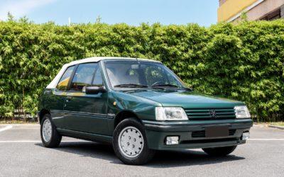 Peugeot – 205 Cabriolet