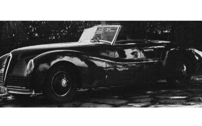 Alfa Romeo – 6C 2500 SS Cabriolet Pininfarina