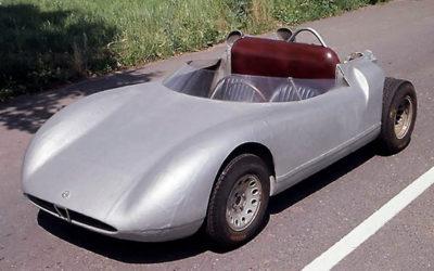 Alfa Romeo – Scarabeo Barchetta