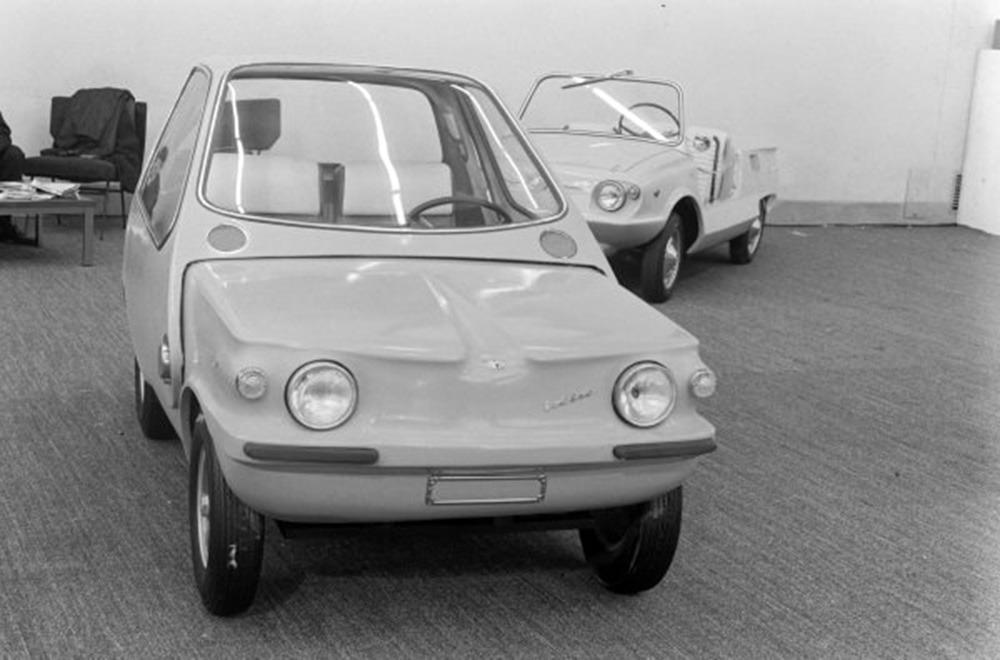 1964 Turin Motor Show
